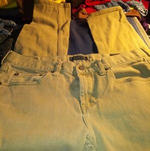Bullhead Denim Co. Skinny Tan Jeans 31x32